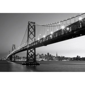 FOTOMURAL SAN FRANCISCO SKYLINE 957