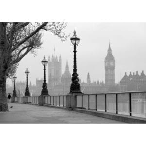 FOTOMURAL LONDON FOG 142