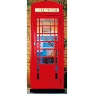 FOTOMURAL TELEPHONE BOX 549