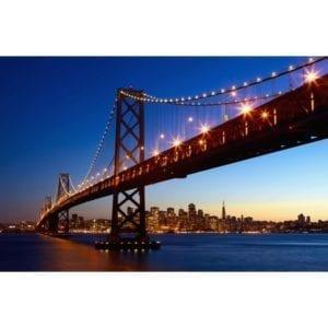 FOTOMURAL SAN FRANCISCO SKYLINE 628