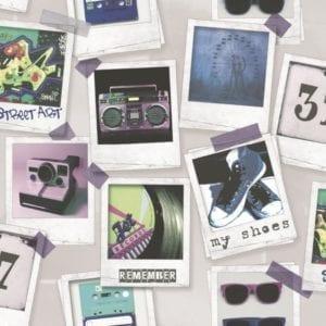 PAPEL PINTADO FOTOS MULTICOLOR NEW5000-2